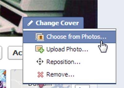آموزش تصویری فیس بوک,آموزش ساخت فیس بوک,تنظیمات پروفایل