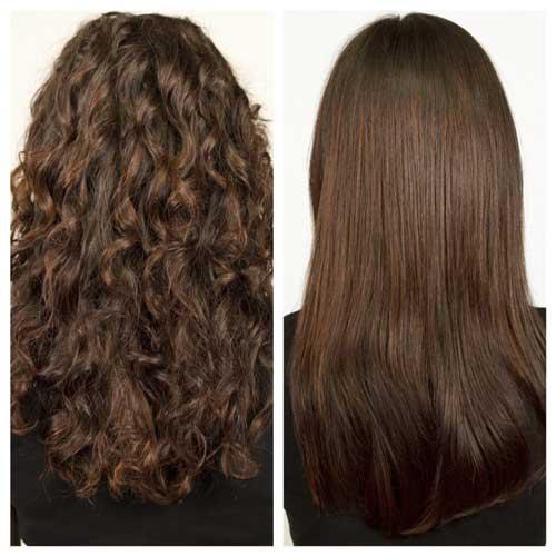آرایش و زیبایی مدل و آرایش مو  , پرسش و پاسخ درباره صاف کردن مو