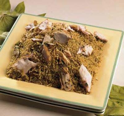 دستور پخت غذا  , طرز تهیه شور ماهی پلو بوشهری