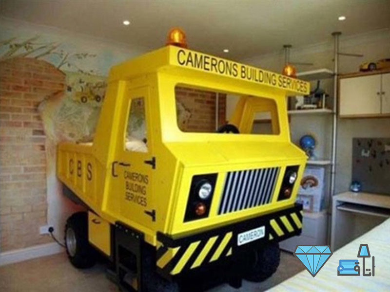 دکوراسیون اتاق کودک با فضایی مناسب برای بازی و سرگرمی