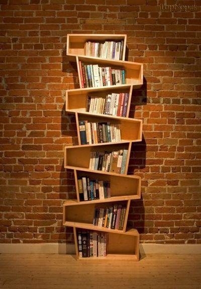 قفسه کتاب جالب, قفسـه کتاب خلاقانه,قفسـه کتاب ,طراحی قفسـه کتاب, کتابخانه, طراحی کتابخانه ,مدل قفسـه کتاب, مدل قفسـه, مدل کتابخانه, طرح کتابخانه, طرح قفسـه کتاب, طرح قفسه, ایده ,خلاقیت