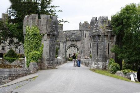 جاذبه های سایر کشورها گردشگری  , قلعه تاریخی آشفورد در ایرلند