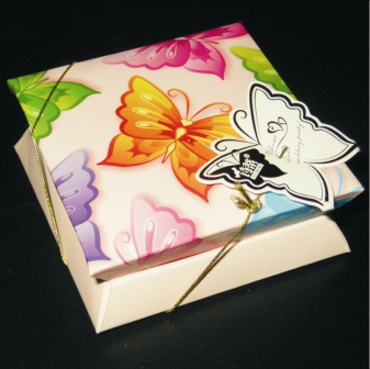 آموزش هنرهای دستی  , الگوی چند مدل جعبه هدیه زیبا