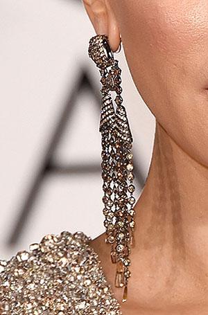 جواهرات مدل لباس,کیف,کفش,جواهرات  , مدل گوشواره ستارگان هالیوود
