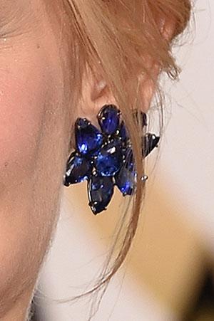 مدل گوشواره ستارگان, مدل جواهرات ستارگان در مراسم گلدن گلوب