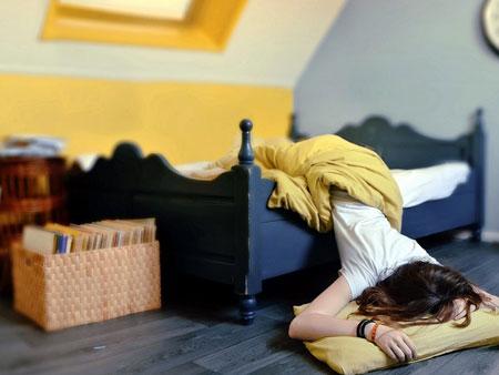 ۱۳ روش برای اینکه سریعتر به خواب برویم