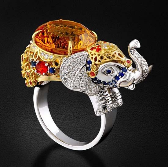 مدل زیورآلات, مدل جواهرات, انگشتر های زیبا ,انگشتر طرح حیوانات, مدل های جدید انگشتر