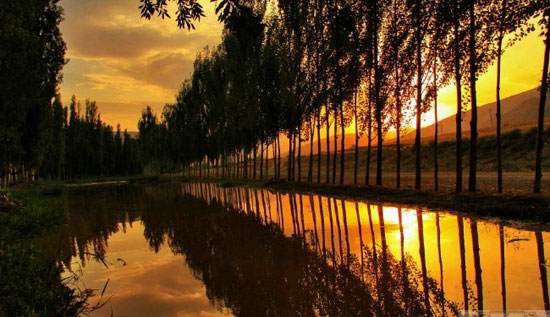 عکس های دیدنی از طبیعت زیبای آذربایجان