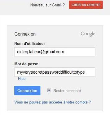 اینترنت دانستنی ها  , مشاهده رمز عبور تایپشده در مرورگر فایرفاکس