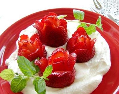 آموزش میوه آرایی,سفره آرایی و میوه آرایی,تصاویر میوه آرایی