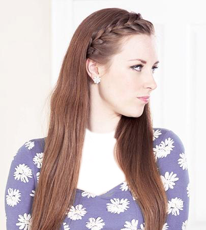مدل موی زنانه - مدل موی بلند - بافت مو