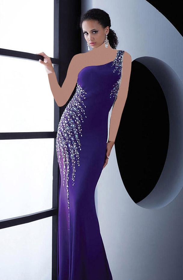 جدیدترین و شیک ترین مدل های لباس مجلسی - مدل های متنوع و زیبای لباس مجلسی - لباس های شیک مجلسی - جدیدترین مدل های لباس مجلسی - لباس مجلسی بلند
