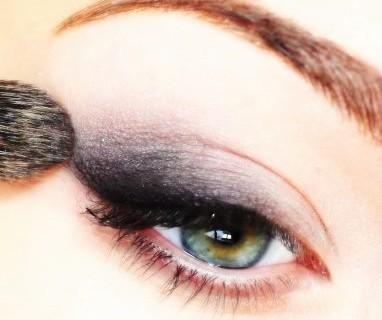 آرایش چشم ,آرایش ,آموزش آرایش چشم های خمار , آموزش آرایش ,چشم های خمار , آموزش میکاپ چشم ,آموزش سایه زدن