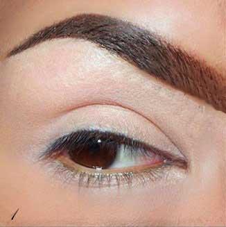 آموزش میکاپ چشم به رنگ سبز و دودی, آرایش ,چشم, آرایش چشم ها, میکاپ چشم, آموزش سایه زدن, آموزش آرایشگری, آرایش سبز و دودی