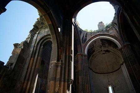 شهر باستانی آنی,شهر آنی در ارمنستان,شهر تاریخی آنی