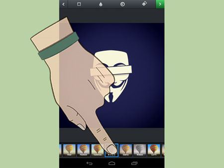 ترفندهای اینستاگرام, اشتراکگذاری فیلم و عکس