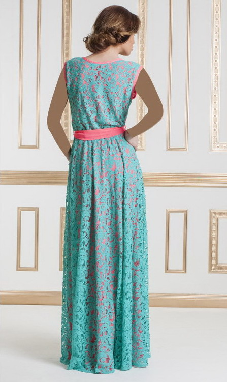 مدل لباس زنانه مجلسی 2015 - مدل لباس شب بلند - مدل ماکسی مجلسی