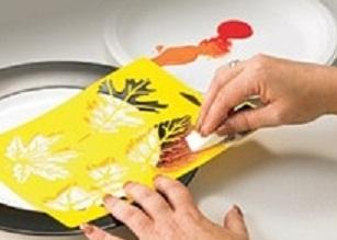 آموزش ویترای  , آموزش ویترای : نقاشی روی ظروف