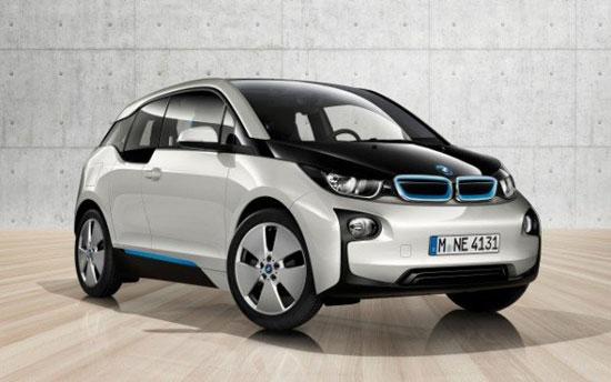 تصاویر 10 خودروی برقی برتر جهان