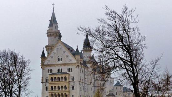 شکوه قصرهای اشراف اروپا از زوایه دوربین یک ایرانی