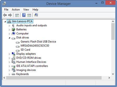 رفع مشکل USB Device Not Recognized