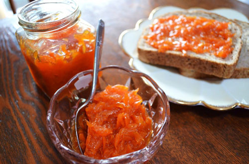 طرز تهیه مربای هویج - مربای هویج - مربا - هویج