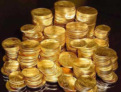 coin  - معمای سکه های تقلبی - معما - جواب معما