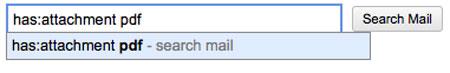 آموزش کار با جیمیل , ارسال فایل با ایمیل