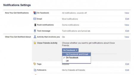 اینترنت دانستنی ها  , دریافت آپدیتهای فیسبوک بدون بازکردن آن