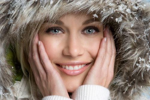 خشکی پوست در زمستان