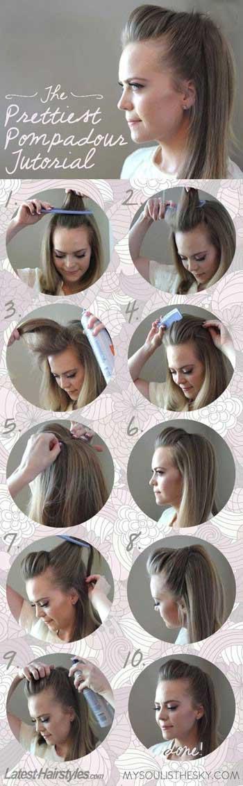 مدل مو,شیک ترین مدل های مو,ساده ترین مدل های مو