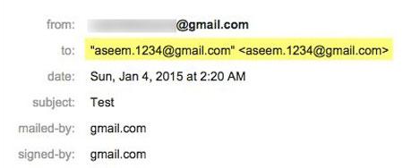 جیمیل, فیلتر کردن ایمیلهای تبلیغاتی