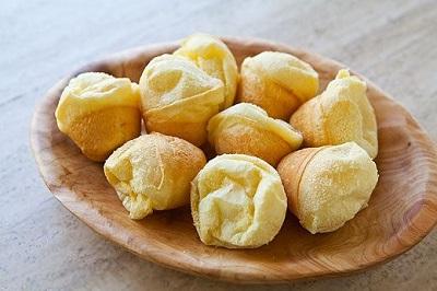 طرز تهیه نان پنیری,پفک برزیلی,شیرینی برزیلی