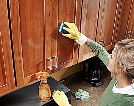 اسرار خانه داری خانه و خانواده  , ترفندهای تمیز کردن وسایل منزل