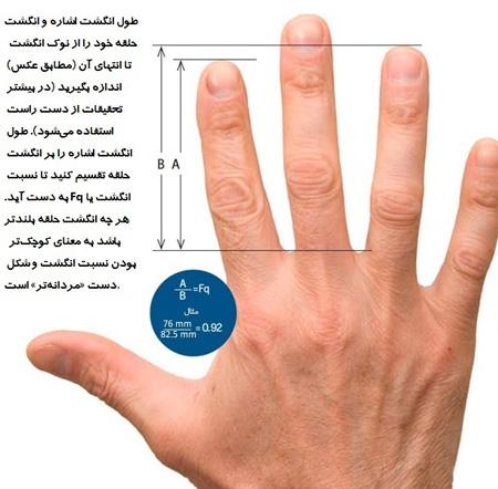 سرگرمی فال و طالع بینی  , فال کف بینی دقیق دست