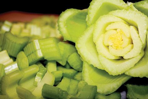کرفس، سلطان سبزیها