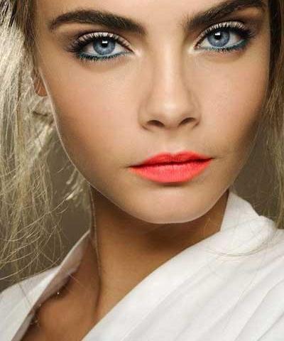 آرایش جذاب صورت - میکاپ چهره