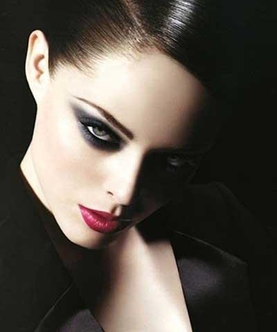 آرایش صورت, آرایش جذاب , آرایش مهمانی شب, مدل جدید آرایش صورت, میکاپ, میکاپ صورت, مدل آرایش , آرایش مهمانی