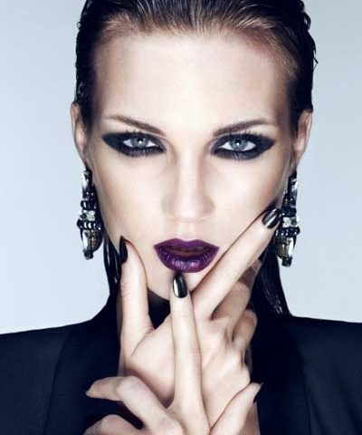 آرایش صورت  , مدل های آرایش جذاب صورت