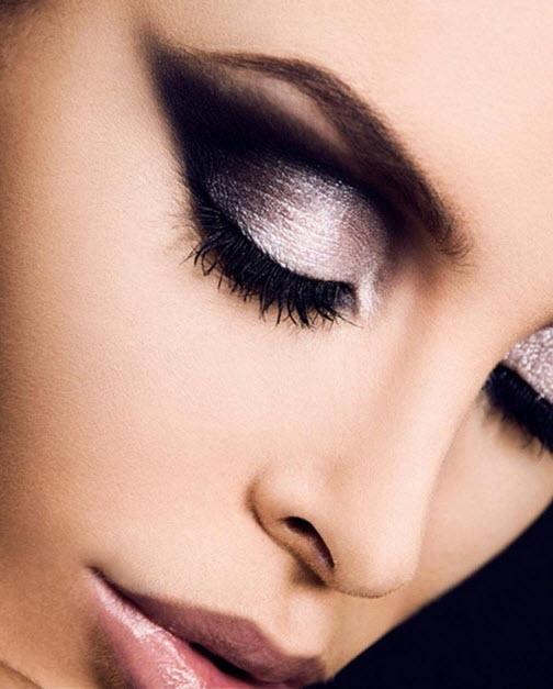 آرایش جذاب صورت - میکاپ