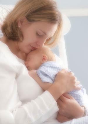 بارداری و زایمان  , بهترین راه برای مقابله با افسردگی پس از زایمان