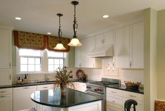 مدل های جدید و زیبای پرده برای آشپزخانه