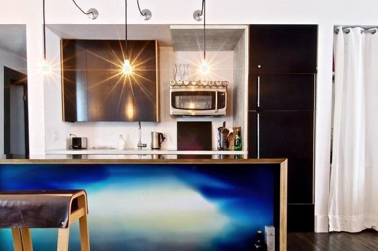 جدیدترین مدل های پرده آشپزخانه