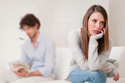 علل کاهش میل جنسی زنان