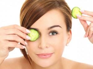 جادوی خیار برای سلامت پوست صورت - پوست صورت,پوستی شاداب,خنک کردن پوست