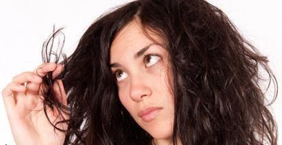 آرایش و زیبایی راز های زیبایی  , روش درمان موهای آسیب دیده