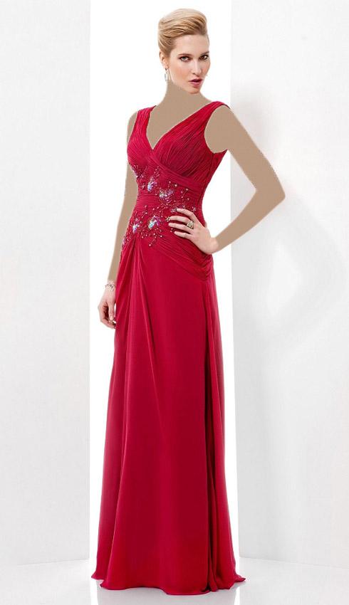 مدل لباس مجلسی بلند زنانه 2015