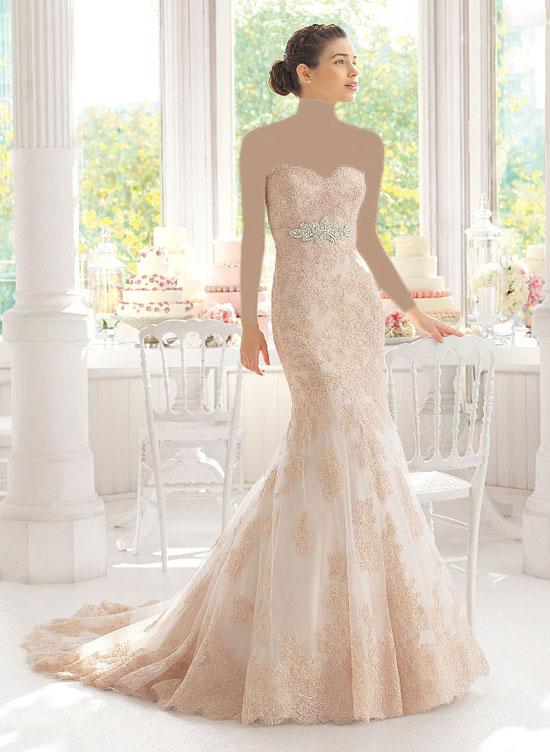 جدیدترین مدل های لباس عروس ۱