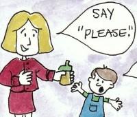 آداب معاشرت بچه ها, یاد دادن آداب معاشرت به بچه ها, آموزش آداب معاشرت به بچه ها, تربیت کودکان, فرزندان با ادب, آداب معاشرت