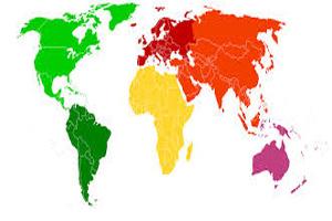 دانستنی ها گوناگون  , کد تلفن، واحد پول و پایتخت کشورهای جهان